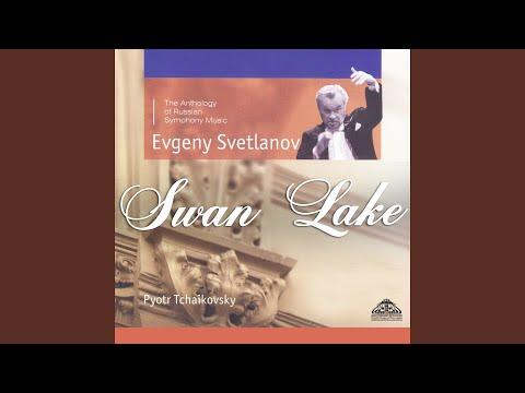The Swan Lake, Op. 20, Act III, Scene 19: Pas de six. Intrada. Moderato assai