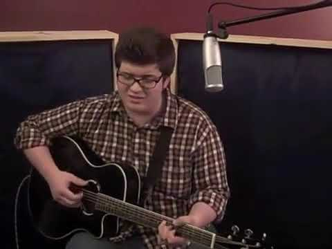 """Noah Cover Of """"Love Song"""" - Adele Version (REVISED WITH CHORDS!)"""