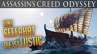 Assassin's Creed Odyssey #012 | Eine Seefahrt die ist lustig | Gameplay German Deutsch thumbnail