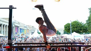 STREET WORKOUT World Cup Stage Stuttgart 2015