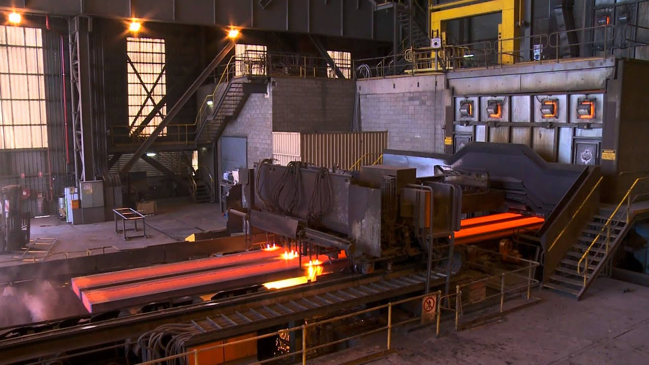 Welcome To Onesteel Whyalla Steelworks Youtube