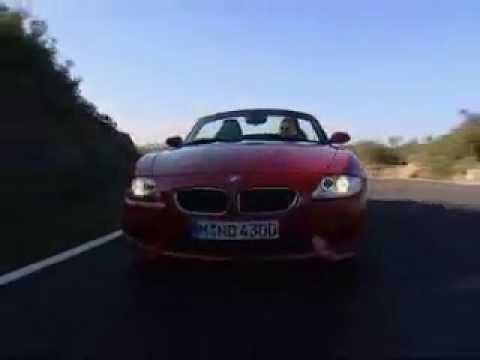 BMW Z4 M Roadster (2006) - YouTube
