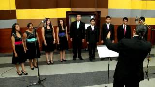 Hay quien precisa - Camerata Vocal Municipal de Guatemala
