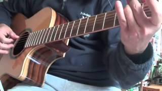 Chi La Phu Du Thoi - Truc Ho - Guitar Cover