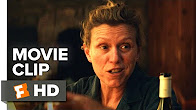 Three Billboards Outside Ebbing, Missouri Movie Clip - I'm Not Explaining Myself (2017) | Movieclips - Продолжительность: 47 секунд