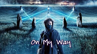Alan Walker - On My Way (Lyrics) ft. Sabrina Carpenter & Farruko (PUBG edition songs)