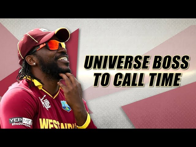 Gayle set to pull curtains on ODI career after 2019 WC