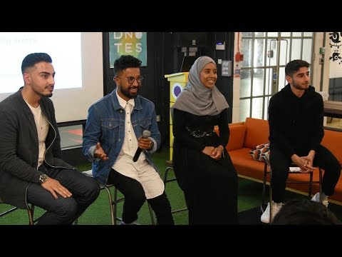 Muslamic Makers - Creative Spaces