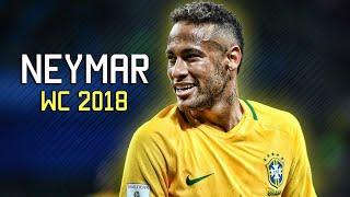 Neymar Jr - Una Vaina Loca Ozuna Skills & Goals 2018