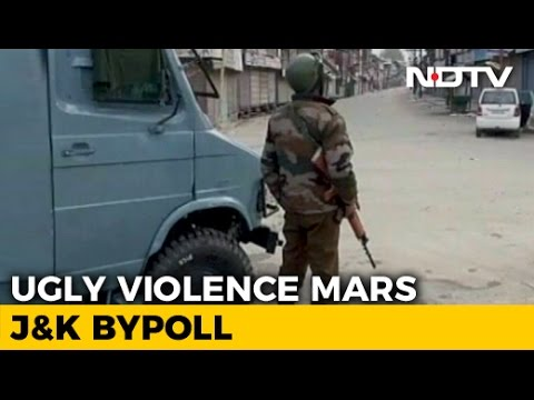 8 Dead In Poll Violence In Kashmir, Separatists Call For Strike