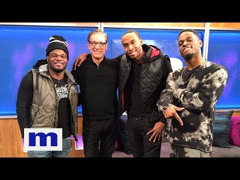 The Hudson Brothers Premiere Their Latest Video! | The Maury Show