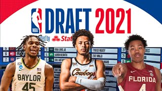 2021 NBA mock draft: Top players jockeying for lottery position