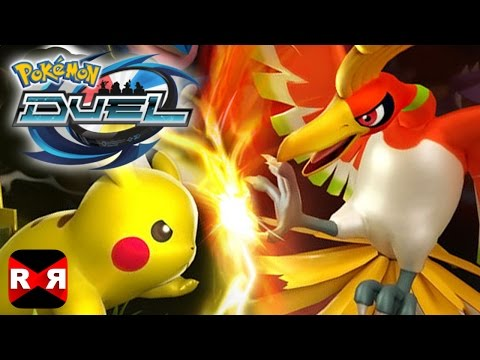 Pokemon Duel (By The Pokemon Company) - iOS /Android - Gameplay Video