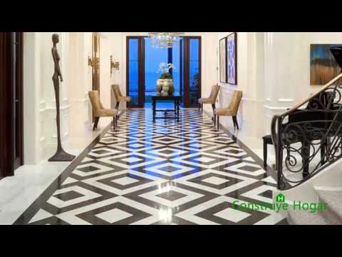 Dise o de pisos sorprendentes tipos de pisos formas y - Diseno de pisos ...