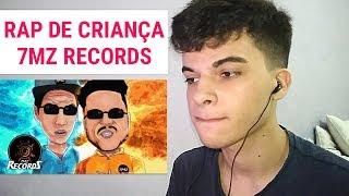 Baixar REACT    RAP DE CRIANÇA - Gabriel Rodrigues e Lucas A.R.T. [Prod. play dead]