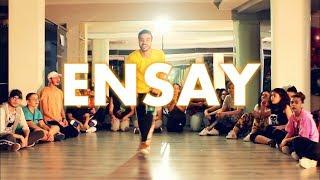 Mohamed Ramadan & Saad Lamjarred - Ensay | Choreography by Abdel Err || Darbin
