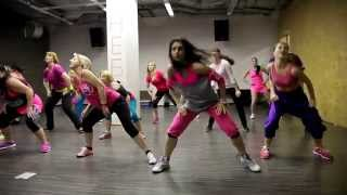 PINK ZUMBA PARTY