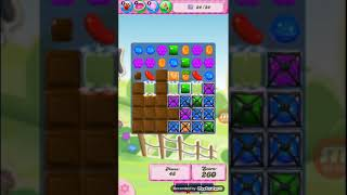 Completed LEVEL 995 in candy crush saga