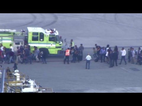 Deadly shooting at Fort Lauderdale airport