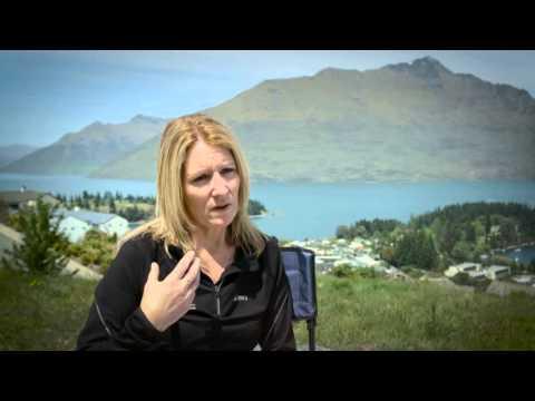 Air New Zealand Queenstown International Marathon 2015 - TV show