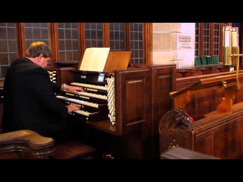 Suite Gothique (Boellmann) by Ian Tracey on a Makin Organ