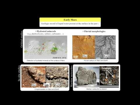 Geological field trip to Gale crater, Mars - Marion Nachon (