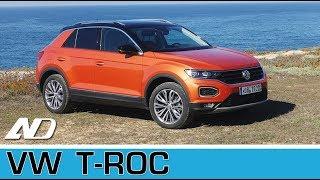 Volkswagen T-ROC - Si llega a México sería de lo mejor en Mini SUVs Video