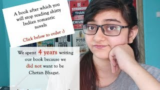 Video They Are Calling Indian Romance Novels SHITTY to Promote Their Book! download MP3, 3GP, MP4, WEBM, AVI, FLV September 2018