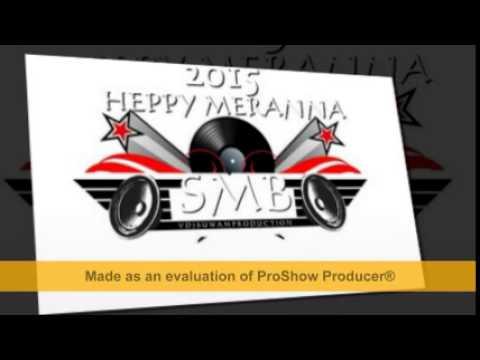 { DJ SuWaM™ } - HEPPY MERANNA 2015
