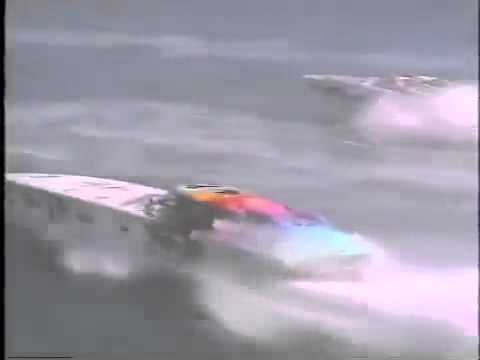 1993 Fountain INXS Offshore Racing Boat