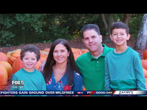 Assistant principal with Tourette syndrome on mission to help others ...