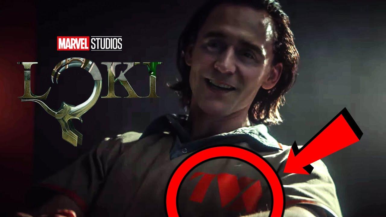 MARVEL STUDIOS TIME VARIANCE AUTHORITY EXPLAINED Loki Trailer Owen Wilson  Phase 4 Easter Egg - YouTube