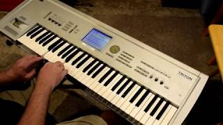 """""""The Same Deep Water As You"""" by The Cure, cover, tutorial play along"""
