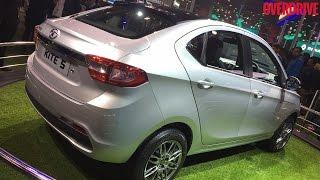 2016 Auto Expo_ Tata Kite 5 concept (Sway / Zica sedan)