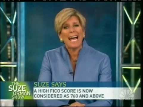 suze orman how to take control over your credit cards