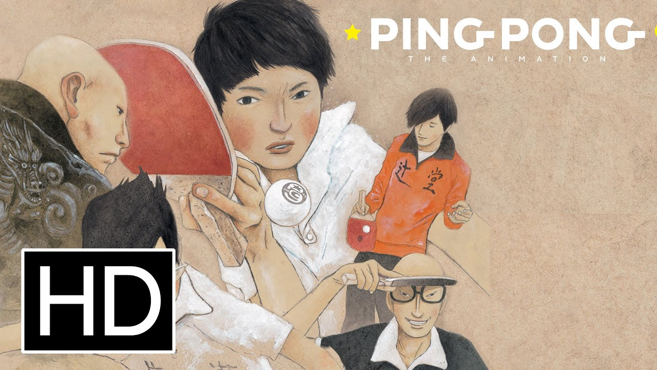 Japanese music video naked ping pong