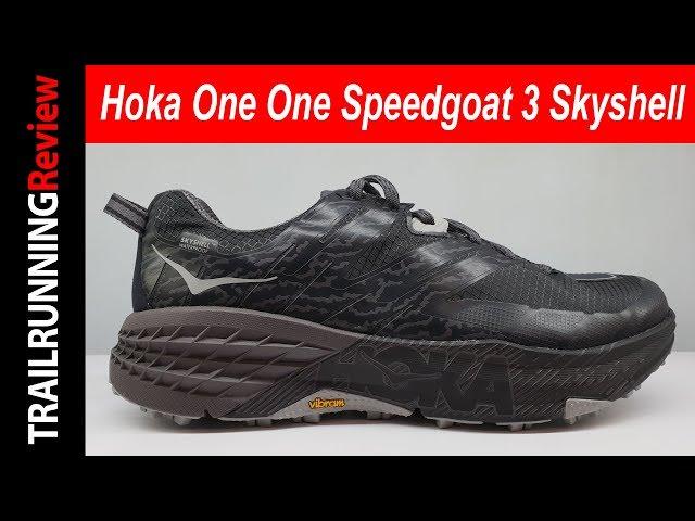 Hoka One One Speedgoat 3 Skyshell
