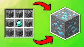 ТОП 5 НЕИСПОЛЬЗУЕМЫХ КРАФТОВ В МАЙНКРАФТЕ [ТопПВП Minecraft]
