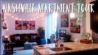 Nashville Apartment Tour | 1 Bedroom