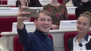Магистранты САФУ побывали в Архангельском областном Собрании депутатов