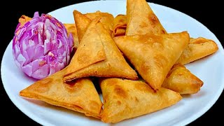 Samosa Recipe in Tamil Samaiyal