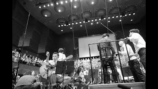 Korean Mountain 드니 성호 기타연주 국립합창단 8.15 광복절 (우효원 작곡가) Denis Sungho with Korean National Chorus