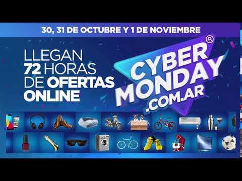 09 72hs de Ofertas Online - Cyber Monday 2017