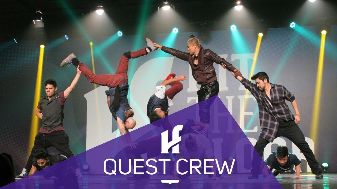 QUEST CREW | Hit The Floor Lévis #HTF2015 - YouTube