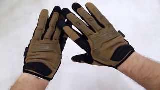 Видео обзор перчаток M-Pact от
