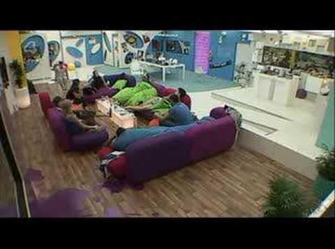 Big Brother: Celebrity Hijack UK BBBM Show 4 Pt. 1