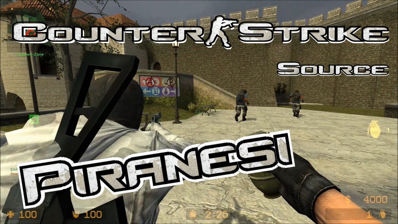 how to make counter strike source server online
