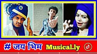 Jay Bhim Musically || Jay Bhim Songs ||  Musical.ly || Tik Tok || Musically || T