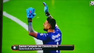 Resumen Santos vs Toluca FINAL MAS CELEBRACIÓN