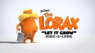 Repeat youtube video Dr. Seuss' The Lorax - Let It Grow - Own it on Blu-ray Combo Pack on August 7th